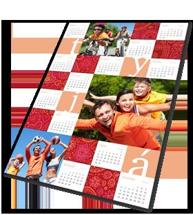 Kalendář plakátový roční 2018