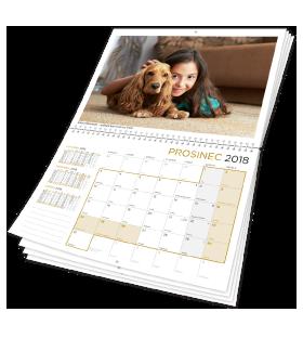 Kalendář plánovací 2018